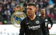 Luka Jovic - Cầu thủ dự bị mới của Real Madrid?