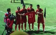 Nhìn lại 2 khoảnh khắc thể hiện sự đoàn kết của đội tuyển Việt Nam
