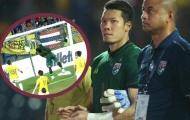 'Quái thú' ĐT Thái Lan: 'Tôi đã cố gắng đẩy bóng qua xà, nhưng ...'