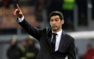 Shakhtar Donetsk giảm giá cho AS Roma 2 triệu trong vụ HLV Fonseca
