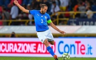 Top 10 cầu thủ khoác áo tuyển Ý nhiều nhất lịch sử