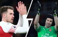 Arsenal đại tu, CHÍNH THỨC đẩy đi 7 cầu thủ