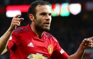 CHÍNH THỨC! Man Utd chốt tương lai Juan Mata không thể ngờ
