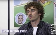 Griezmann: 'Tôi đã có quyết định cuối cùng'