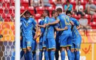 Hạ gục Colombia, Ukraine viết nên lịch sử tại VCK U20 World Cup