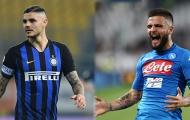 Inter Milan đề nghị Napoli đổi 'kẻ nổi loạn' lấy ngôi sao chạy cánh người Ý