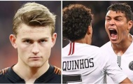'Nhìn 2 tấm gương đó, De Ligt nên gia nhập Barca hơn là PSG'