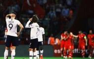 Pogba bị húc văng, đội tuyển Pháp thất bại ê chề trên đất Thổ Nhĩ Kỳ