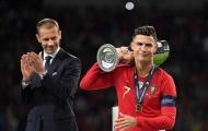 15 năm, Ronaldo trưởng thành ra sao sau 3 trận Chung kết?