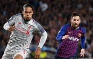 Messi và Van Dijk, huyền thoại Liverpool chọn ai cho danh hiệu QBV 2019
