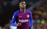 Thượng tầng Barca ra 'tối hậu thư', Dembele đếm ngày rời Camp Nou?