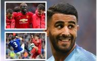 Đội hình 4-4-2 sao 'máu mặt' ra rìa NHA: Pha lê đen M.U, 60 triệu bảng City