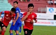 'Trò cưng' Miura lập cú đúp, Long An thắng đậm Tây Ninh trên sân nhà