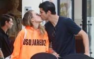 Alvaro Morata và vợ dạo phố sau vụ nhà bị trộm