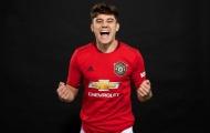 'Cậu ta là cơn ác mộng cho các hậu vệ' - tân binh Man Utd được khen