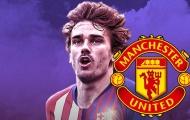 Griezmann đến Barca và thêm một nỗi đau Sergio Ramos - Man Utd