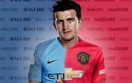 Harry Maguire là ai? Lí do thành Manchester đại chiến vì cái tên này?
