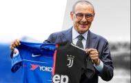 Sếp Juventus đến Chelsea, quyết 'giải cứu' Sarri