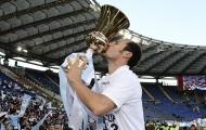 Xác nhận: Lazio chia tay công thần sau 11 năm gắn bó