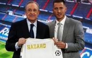 Eden Hazard vội vàng gì, áo số 10 cũng sớm đổi chủ thôi!