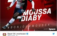 CHÍNH THỨC: Leverkusen đón tân binh thay Brandt, tài năng thành Paris