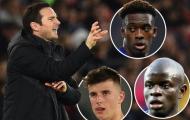 Đây! 5 điều Lampard bắt buộc phải làm nếu ngồi vào ghế nóng Chelsea