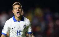Khai màn Copa, Brazil thắng tưng bừng nhờ cú đúp của sao Barca
