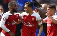 Bị Emery 'ghẻ lạnh', tương lai nào chờ đợi Ozil tại Arsenal?