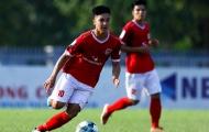 Chiến đấu kiên cường, đội bóng của Martin Lo chia điểm với Long An