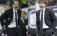 Cựu sao Juventus chỉ ra điểm khác biệt giữa Conte và Allegri