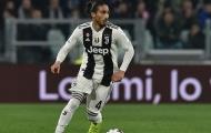 Trung vệ người Uruguay nói lời tạm biệt Juventus