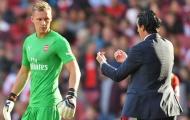 Góc Arsenal: Bây giờ, thủ môn lại là nỗi lo của Unai Emery