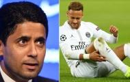 Thông điệp từ ông chủ PSG, Neymar và Mbappé có thể đi?