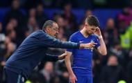 Xác nhận! HLV Sarri 'đánh cắp' 2 cầu thủ Chelsea sang Juventus