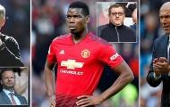 Cuộc chiến Man Utd vs Real: Ai thắng trong vụ Pogba?