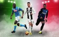 Đội hình 11 cầu thủ 'ma tốc độ' Serie A hiện tại: Em trai Lukaku góp mặt