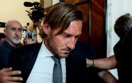 """Francesco Totti: """"Người Mỹ muốn đuổi người Roma ra ngoài"""""""