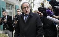 SỐC: Michel Platini bị bắt vì trao quyền đăng cai World Cup 2022 cho Qatar