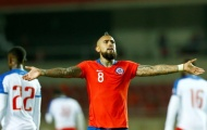 Vidal bất ngờ lên tiếng bênh vực 'kẻ thất sủng' của Man Utd