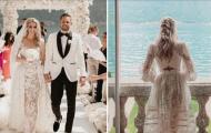 Sao Everton đám cưới với hoa hậu xinh đẹp 'vạn người mê' Iceland