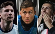 Trời sinh Dybala, sao còn sinh Messi và Ronaldo?