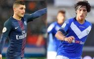 Dùng bài cũ, PSG dòm ngó tài năng trẻ vừa vô địch Serie B