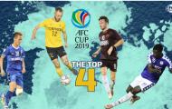 Pape Omar, Văn Vũ lọt top 4 cầu thủ xuất sắc Bán kết lượt đi AFC Cup