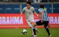 Câu chuyện thú vị của Qatar, Nhật Bản và thầy trò HLV Park Hang-seo