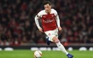 'Có điều gì đó không đúng với Ozil tại Arsenal'
