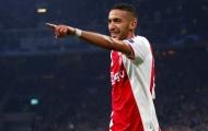 Liverpool vượt lên dẫn đầu cuộc đua giành sao Ajax