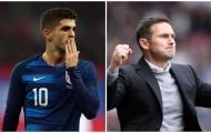 Tin Chelsea: Pulisic có thể cắt ngắn kì nghỉ; Lampard 'bối rối' vì 1 bài hát