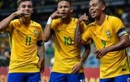 CHÍNH THỨC: Man City có số 9 mới - sát thủ Brazil