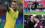 Man Utd, Arsenal, Liverpool, Spurs hay Man City, đội nào nên chiêu mộ Alves?