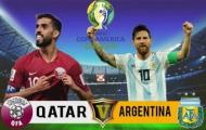 Nhận định Qatar vs Argentina: Khách mời bất lực, Albiceleste thắng 2 bàn?